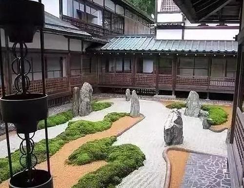 中式仿古庭院设计